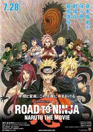 Naruto Shippuuden Movie 6 -Road To Ninja