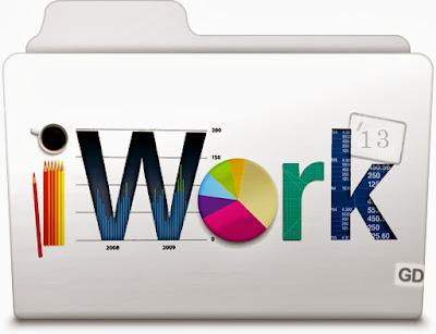 iWork es la competencia de Office