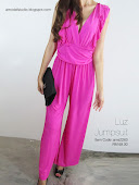 Pink Jumpsuit