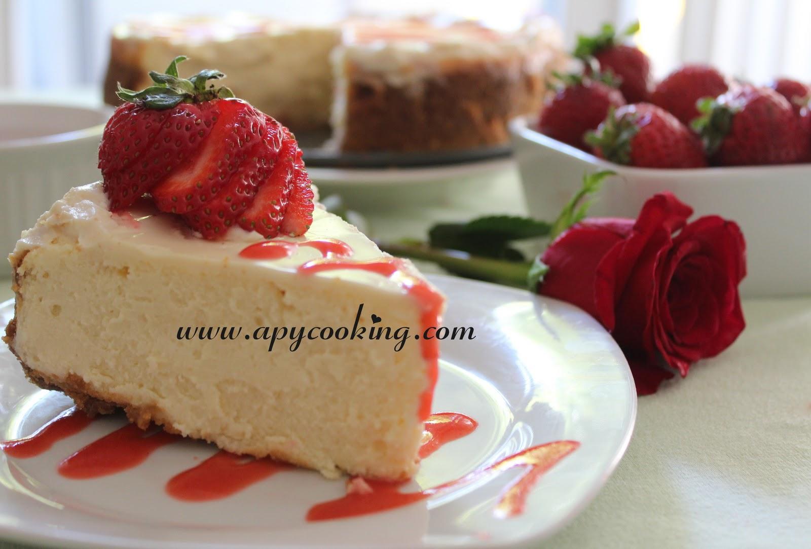 Light New York Cheesecake Recipes — Dishmaps