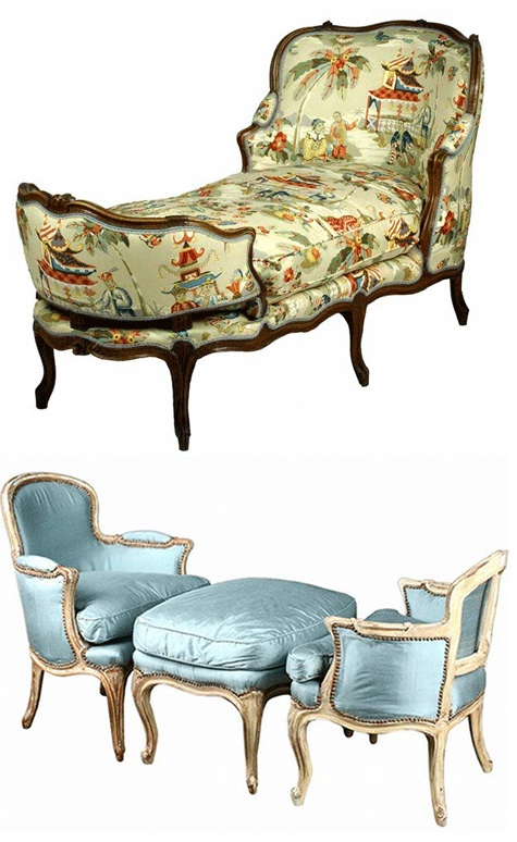 Historia del mueble y de la decoraci n interiorista 13 for Muebles rococo moderno
