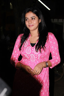 Poorna Latest Stills @ Viththagan Movie Press Show Event (9)