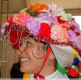 sombrero de verdiale