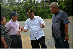 "Menelusuri Jejak ""Roadshow Teknis"" Kadis PU Provinsi Jambi ke Kabupaten/Kota"