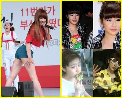 Kpop Is My Soul: 5 TRANSFORMASI ARTIS KOREA YANG GEMUK KE ...