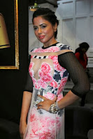 Sameera Reddy transparent gown