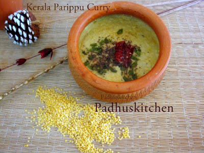 Kerala Parippu Curry