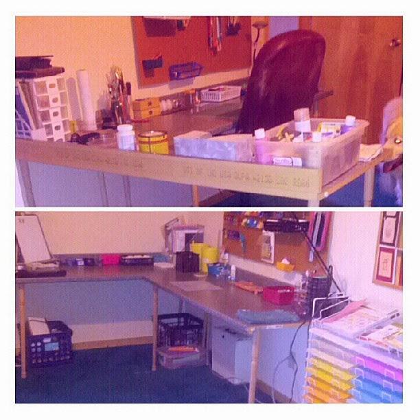 New Craft Room!