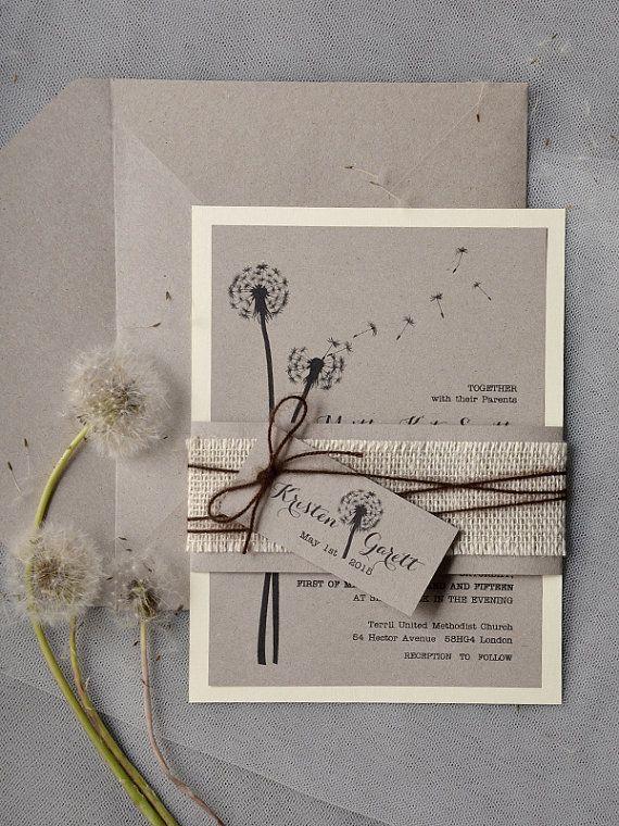 Partecipazioni Matrimonio Rustico : Sweet card club preparando las invitaciones de boda