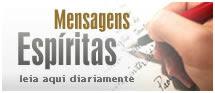 MENSAGENS ESPÍRITAS DIÁRIAS