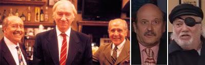 López Vázquez, Fernán Gómez, Alexandre, Rabal, Agustín González