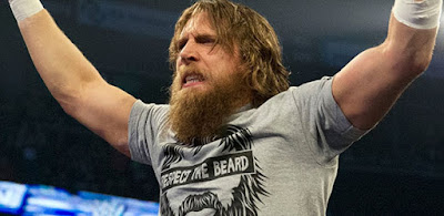 Daniel Bryan WWE wrestling injury