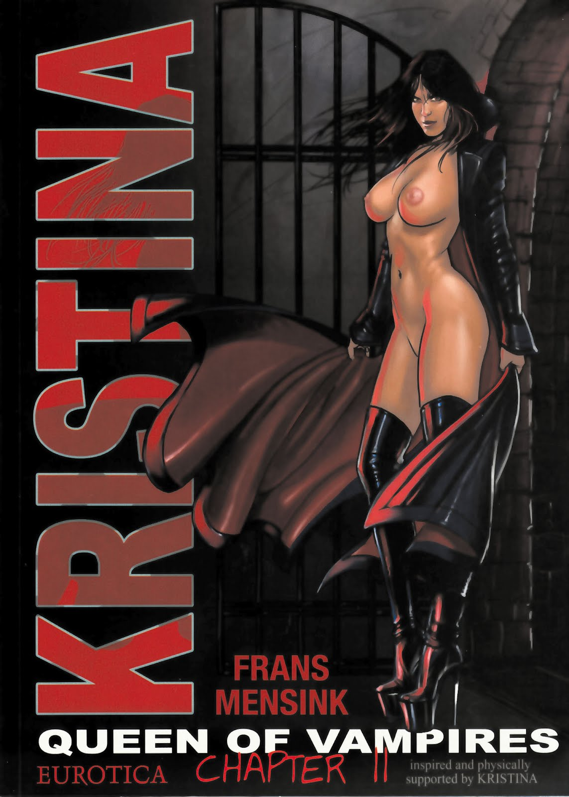 Jules Adult Comix / Hentai Comics, Pics & Hentai Games: Kristina Queen Of