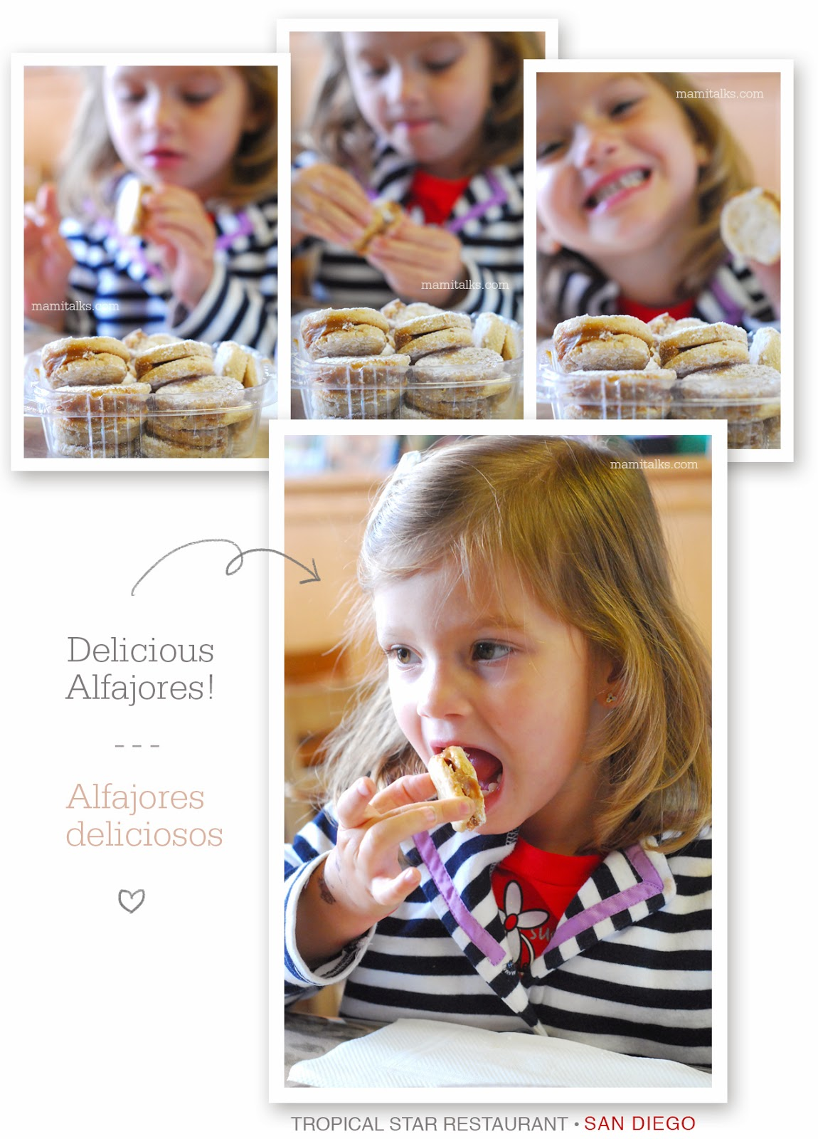 Alfajores | MamiTalks.com #latinamericanfood #latinodesserts