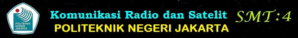 Komunikasi Radio dan Satelit