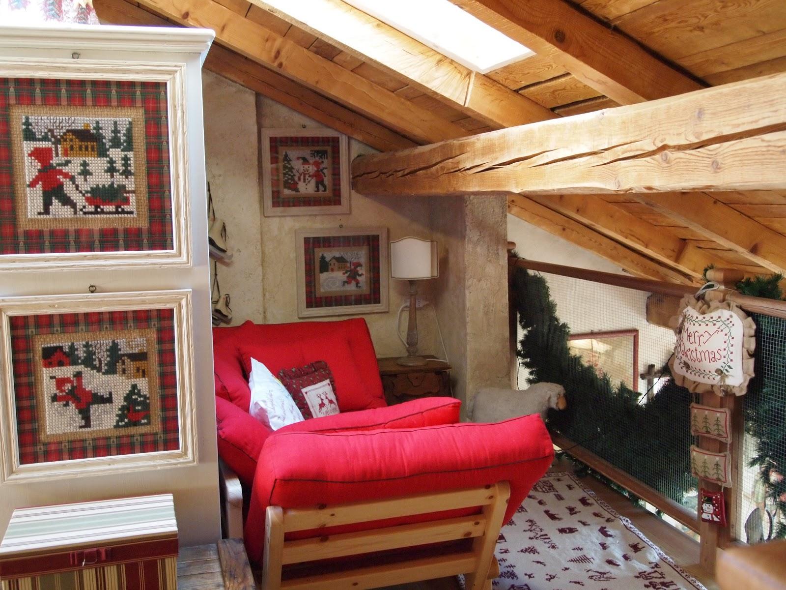 Arredo casa di montagna - Mobili per case di montagna ...