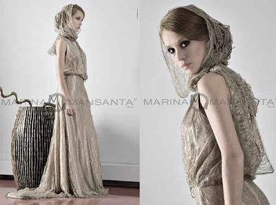 Stylist Marina Mansanta