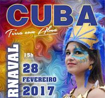 CUBA: CARNAVAL PROMETE GRANDE ANIMAÇÃO