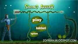 game android saving avatar