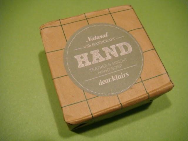 Jabón manos Klairs