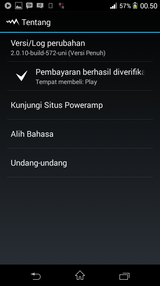 Poweramp Music Player Apk Terbaru