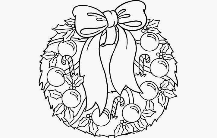 RECURSOS | 20 dibujos de Navidad para colorear ~ La Eduteca