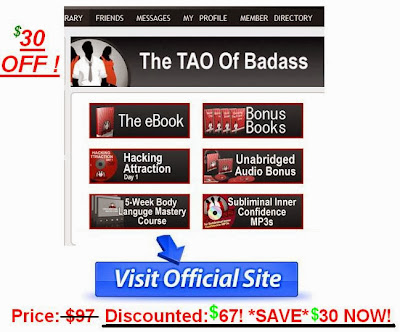 the tao of badass discount