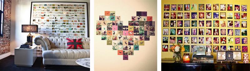 Idee per decorare le pareti trend hub - Idee per decorare una stanza ...