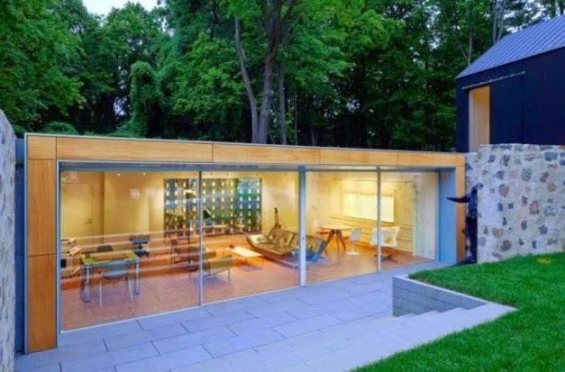 10 Desain Rumah bentuk Kotak Kubus Gambar 1 & 10 Desain Rumah bentuk Kotak Kubus | Griya Inspiratif