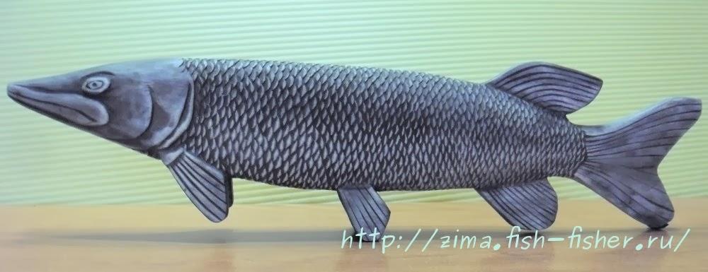Резьба по дереву. Деревянные резные рыбки в подарок рыболову-любителю
