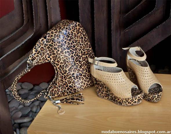 Zapatos, carteras, moda 2013. Corium 2013.