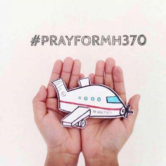 #prayformh370 - Cari Informasi Terkini #MH370 Online
