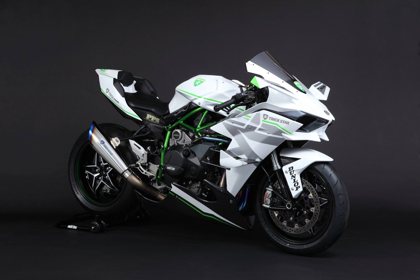 Kawasaki H2r Turbo Top Speed