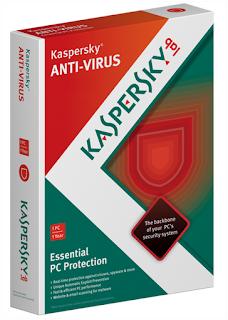 Kaspersky Antivirus 2013 Serial Key gratis