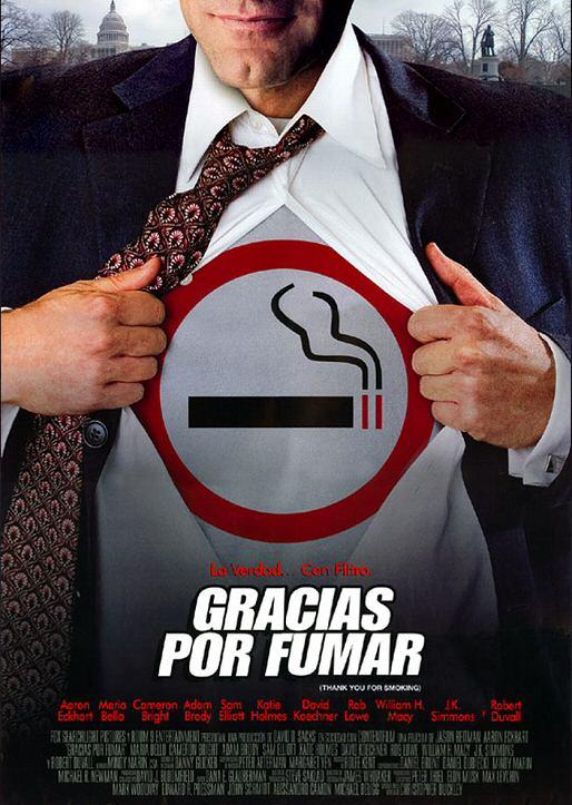 Gracias Por Fumar (2006)