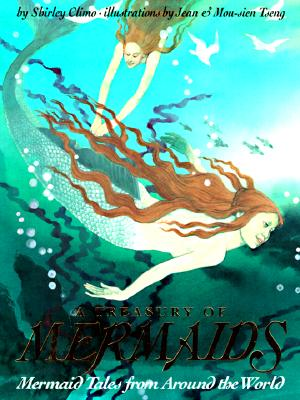 Blog On Mermaid Literature: A Treasury Of Mermaids: Mermaid