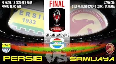 Final Piala Presiden 2015