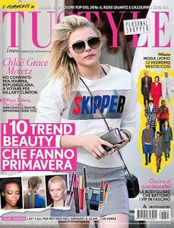 copertina tu style del 1 febbraio 2016
