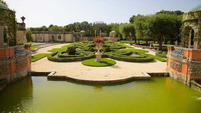 Jardins e Museu Vizcaya Miami