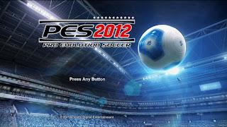 Download gratis Game Pro Evolution Soccer ( PES ) 2012