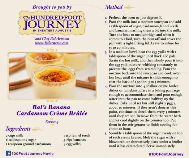 #FoodieFriday: Crème Brûlée Recipe
