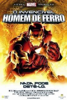 O Invencível Homem de Ferro BRRip 720p x264 Dual Áudio + Legenda