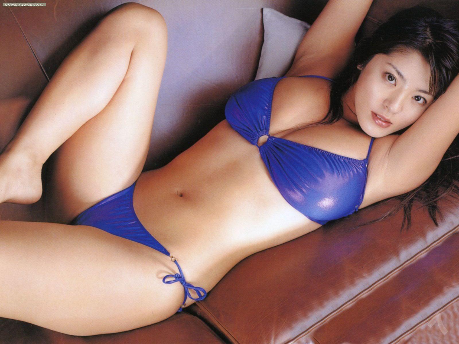 Ber - In - Tips: 10 Top Model Jepang Terseksi dan Terpanas