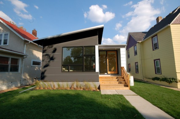 Modern small home design modern home designs for Small modern architecture homes