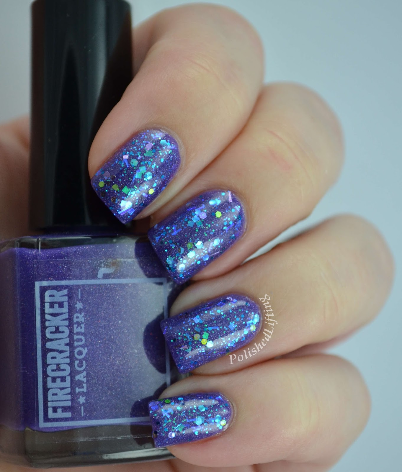 Enchanted Polish Freeze Machine Firecracker Lacquer Forever With Me
