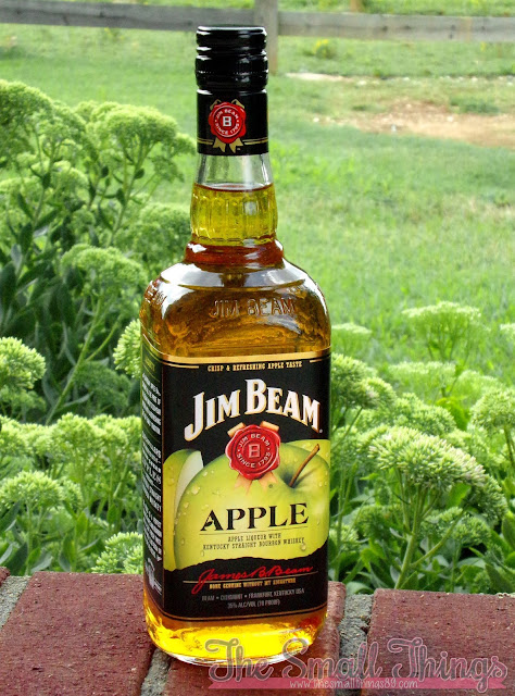 Introducing Jim Beam Apple- Grab A Glass And Relax