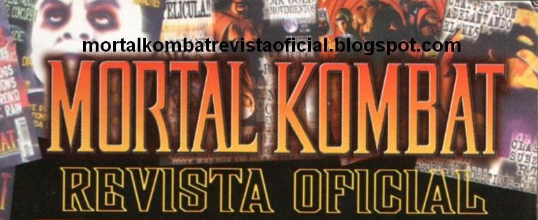 MKRO: Mortal Kombat Revista Oficial