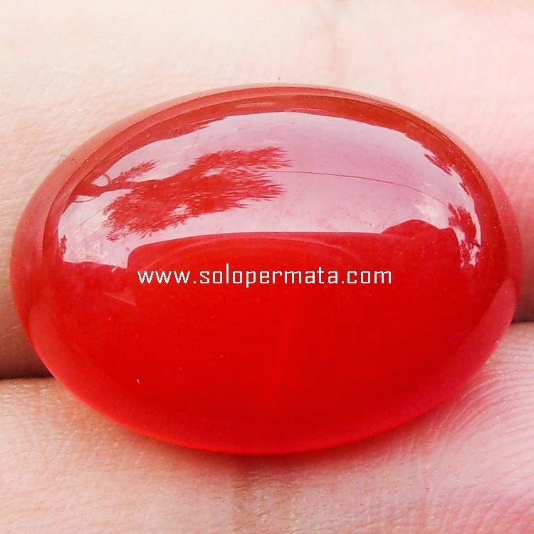 Batu Permata Red Baron Pacitan - Sp031