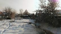 Зима пришла...