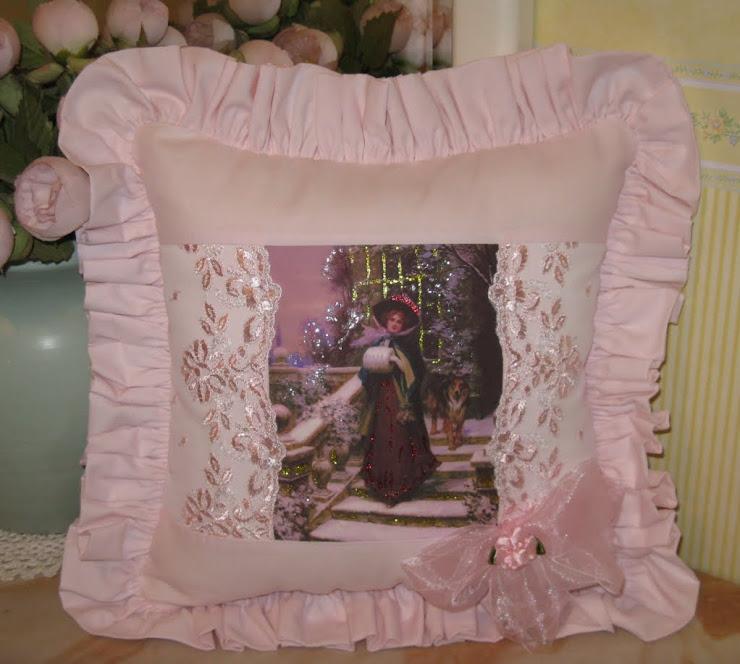 PRIMO cuscino natalizio dell'anno 2011!